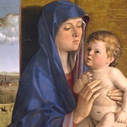 Rose, frutti, draghi: un campionario dei simboli e delle curiosità mariane a Bergamo