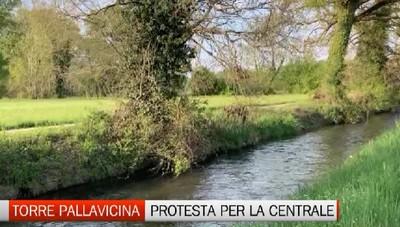 Torre Pallavicina: è allarme per la centrale nell'oasi del fiume Oglio