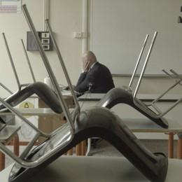 Un documentario racconta la Dad, le telecamere nelle aule vuote del Mascheroni