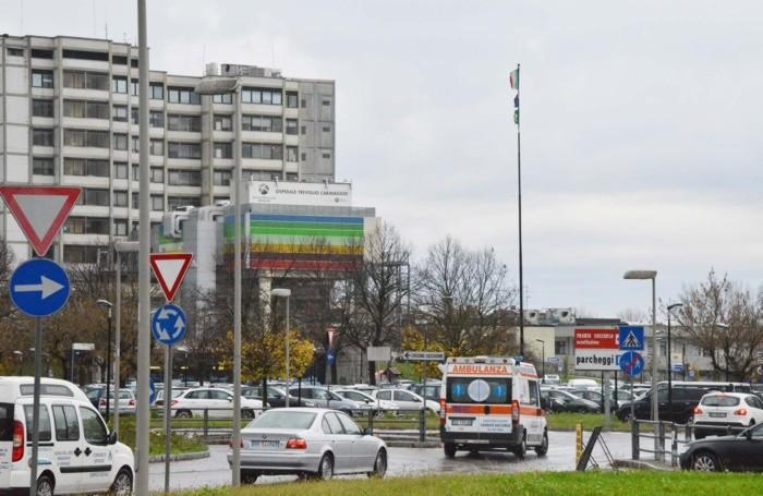 L'ospedale di Treviglio