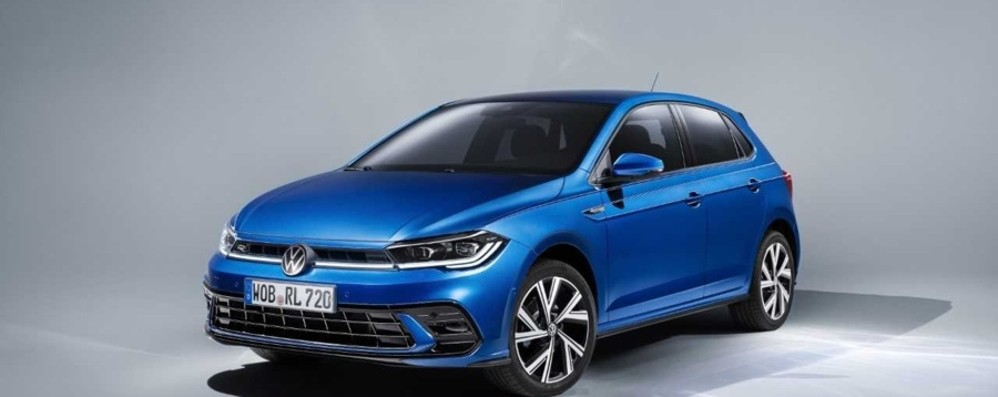 Volkswagen Polo restyling 2021