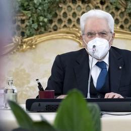 Il monito di Mattarella su mafia e giustizia