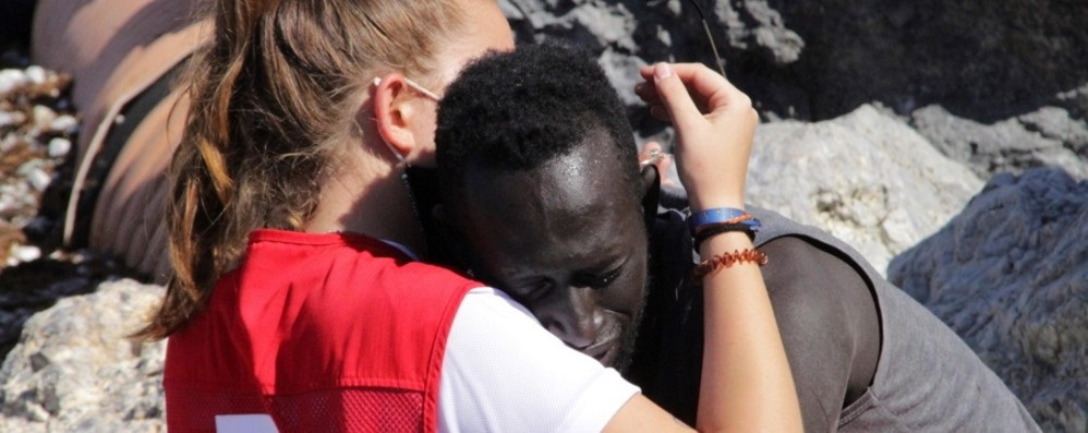 La Croce Rossa e l'odio dei social