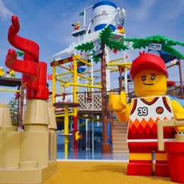 Legoland® Water Park I mattoncini a Gardaland