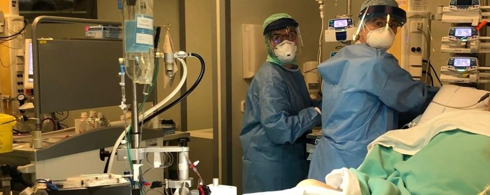 Ospedali «liberi» nella Bergamasca. Verso un'estate vicina alla normalità