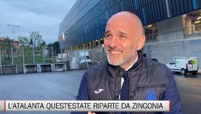 Atalanta, Luca Percassi: In estate si riparte da Zingonia