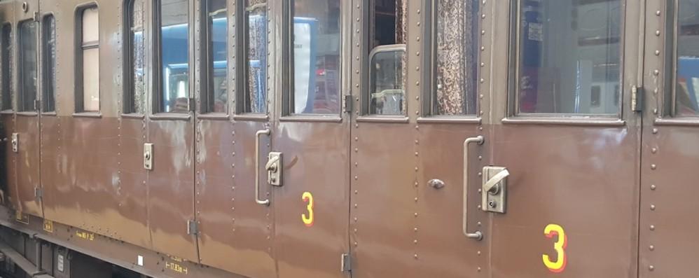 Di nuovi i treni storici: il 2 giugno primo appuntamento con il Sebino Express
