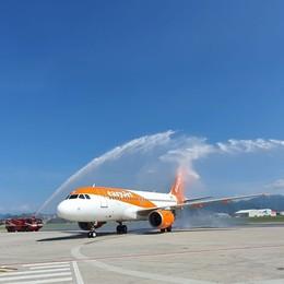EasyJet, primo volo da Orio verso Olbia. Da novembre Londra, Parigi e Amsterdam