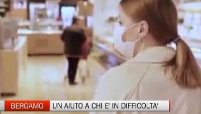 Lions Bergamo - Un aiuto a chi è in difficoltà