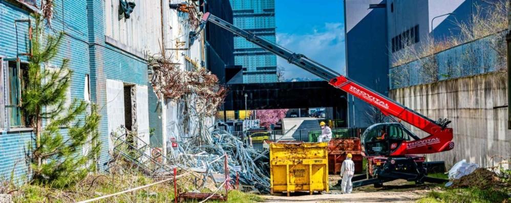 Rinasce l'area ex Rizzoli di Milano, la «Vitali Spa» in campo per le demolizioni