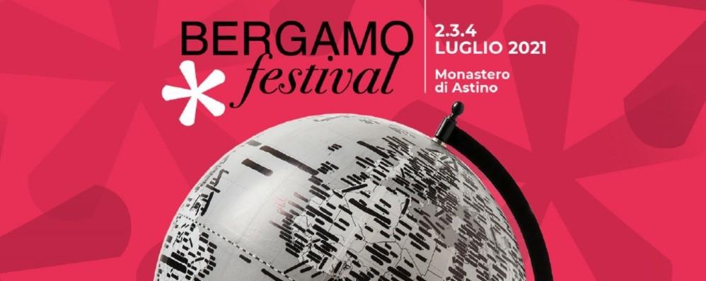 Torna il Bergamo festival, sarà all'aperto e in presenza ad Astino dal 2 al 4 luglio