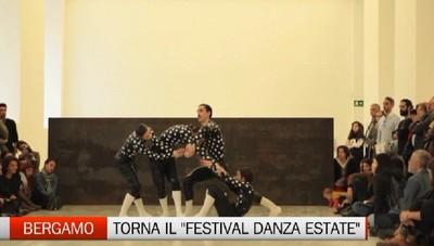 Bergamo - Dal 12 giugno torna il «Festival Danza Estate»