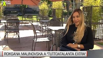 Roksana Malinovska si racconta a TuttoAtalanta Extra