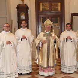 «Siate speranza per chi incontrerete voi che diventate preti nella pandemia»