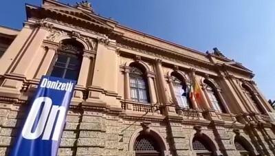 Teatro Donizetti: l'intervista al sindaco Giorgio Gori