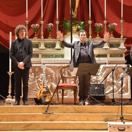 A San Pellegrino Jesus Christ Superstar riletto in chiave jazz con l'organo dell'800
