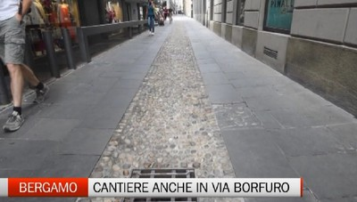 Ad agosto partono i lavori anche in via Borfuro