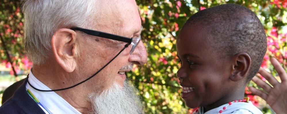 Addio a padre Fulgenzio, aveva 84 anni Fondò il «Villaggio della gioia» in Tanzania