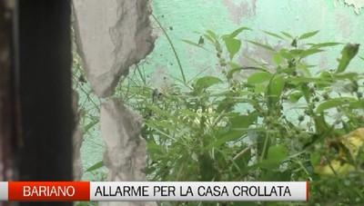 Allarme a Bariano per una casa abbandonata. Dopo le piante arrivano anche i topi