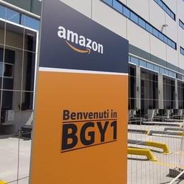 Amazon apre le sue porte: 900 nuovi posti di lavoro, il  polo operativo a settembre - Foto e video