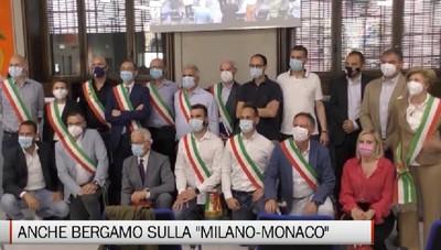 Anche Bergamo sulla ciclovia Milano- Monaco