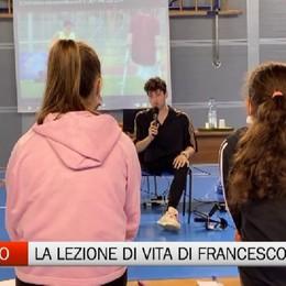 Ardesio, dalla Nazionale Italiana Amputati alle scuole medie