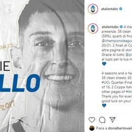 Atalanta, è ufficiale: Gollini al Tottenham. «Con lui traguardi che resteranno nella storia del club»