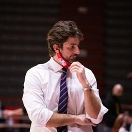 Basket, è Carrea nuovo coach di Treviglio. Prende il posto dell'uscente Zambelli