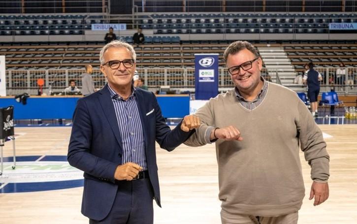 Basket, rivoluzione Treviglio: cambiano presidente e sponsor