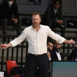 Basket, ufficiale l'arrivo di coach Cagnardi alla Withu Bergamo: «Motivato e felice»