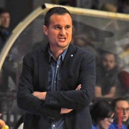Basket, Vertemati coach del Varese di A1. Nove anni sulla panchina del Treviglio