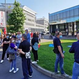 Bayer, sciopero di 8 ore. Cgil: «Adesione altissima, giovedì incontro con l'azienda»