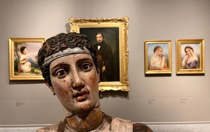 Bergamo, alla Carrara in mostra «Rembrandt in una storia meravigliosa»