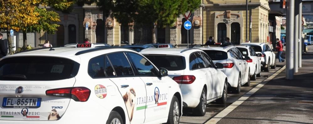 Bergamo, buoni viaggio per Taxi e Ncc alle persone che ne hanno più bisogno