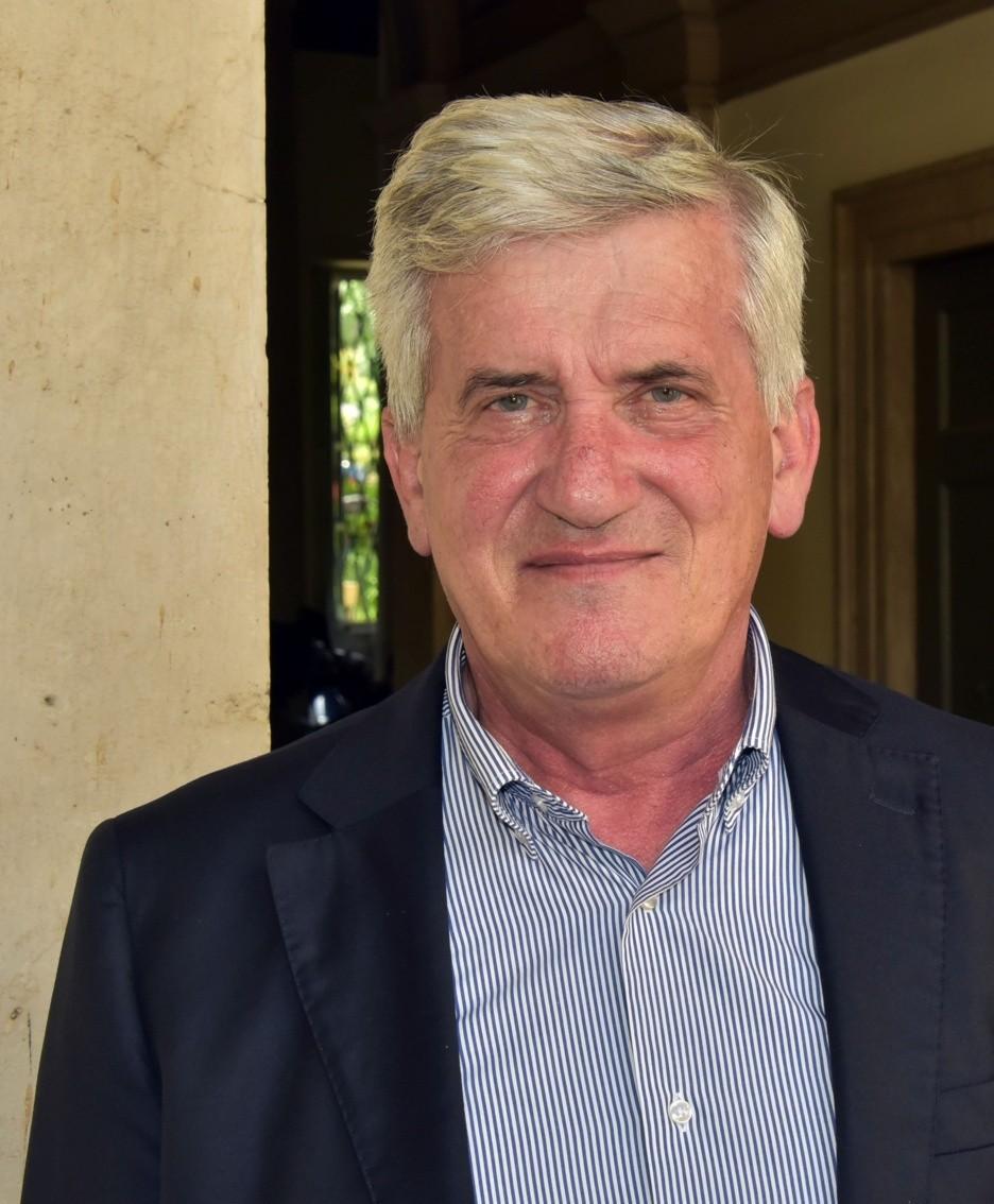 Marco Brembilla, assessore ai Lavori pubblici