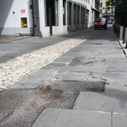 Bergamo, si rinnova anche via Borfuro: dal 7 agosto un mese di lavori in tre tappe