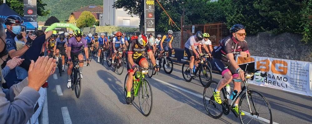 Berghem#molamia, una festa per 670 pedalando nelle valli