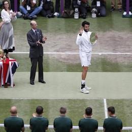 Berrettini battuto, Wimbledon è ancora di Djokovic. Matteo: «Per me non è una fine, ma un inizio»