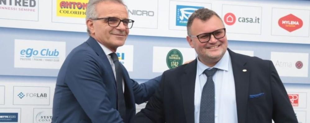 Blu Basket, a Treviglio arriva il presidente Stefano Mascio