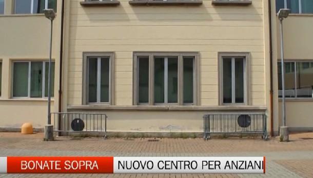 Bonate Sopra: L'ex scuola sarà trasformata in una struttura per anziani