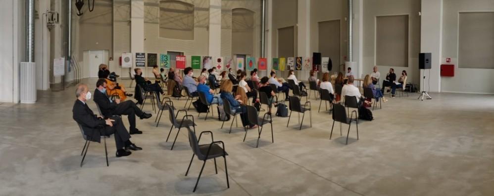 Celadina, l'ex centrale elettrica rinasce come polo socio-culturale - Video