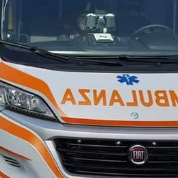 Ciclista investito da un camion a Montello: grave 56enne di Gorlago