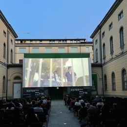Cinema all'aperto, Wong Kar-wai e Almodovar a Esterno Notte