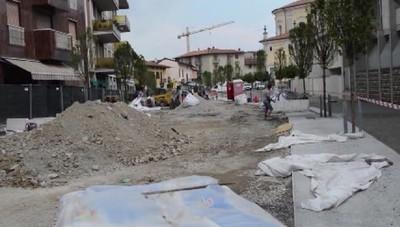 Cologno - Continuano i lavori nel centro storico