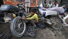 Con il lavoro minorile il futuro compromesso
