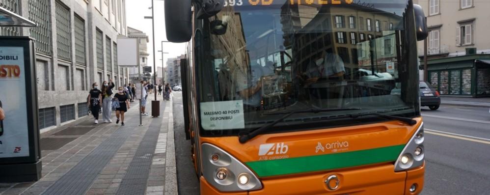 Cresce la capienza su bus, tram e funicolari: tutte le regole di viaggio