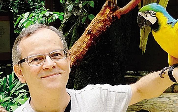 «Da 20 anni sull'isola di Roatán Barriera corallina e Mar caraibico»