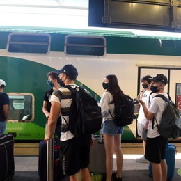 Dal 13 giugno torna la Freccia Orobica, il treno delle vacanze compie 51 anni