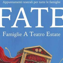 Dal 30 giugno a Bergamo c'è «Fate»: Famiglie A Teatro d'Estate