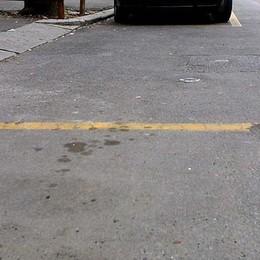 Dopo i dehors, in via Quarenghi e Moroni nuovi posti auto per i residenti